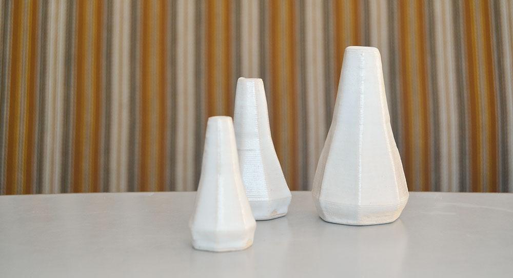 Small 3d Printed Vase Anna Andersen